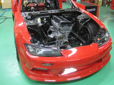FRIENDS GREDDY シルビア S15